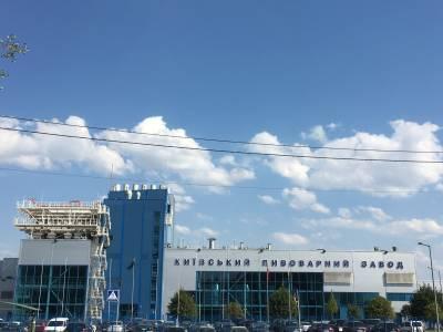 наша работа - пивоваренный завод