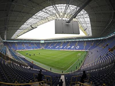 стадион по мировым стандартам