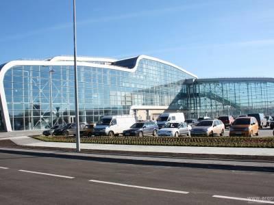 наша работа - аэропорт