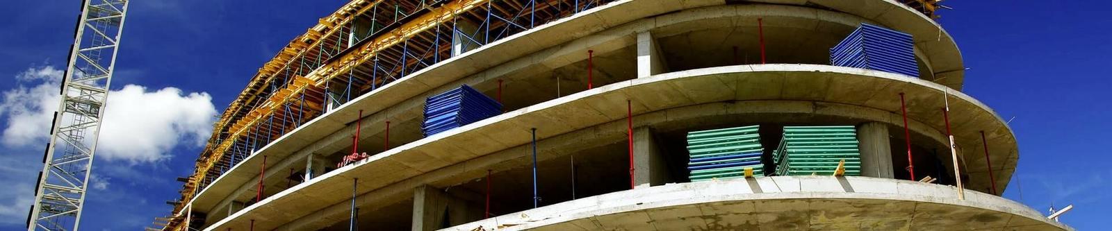 строительство торгового центра