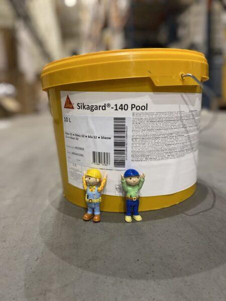SikaGard 140 Pool